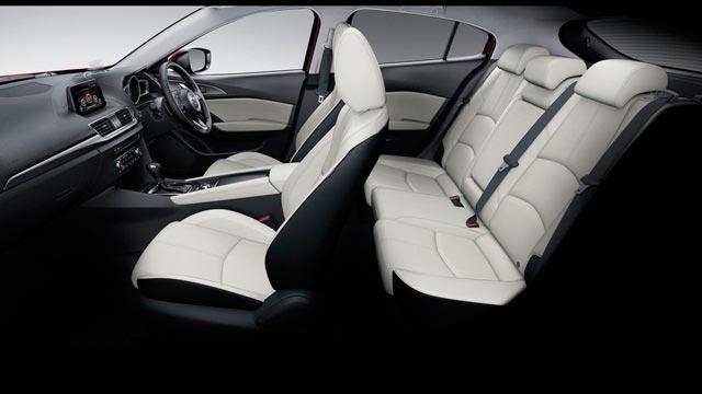 Mazda 3 ปี 2017