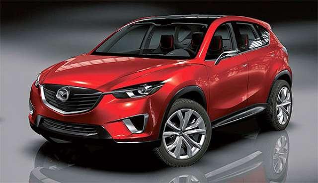 Kết quả hình ảnh cho ภาพ Mazda CX-5 ปี 2017