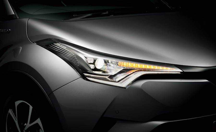 Toyota C-HR 1 1 29