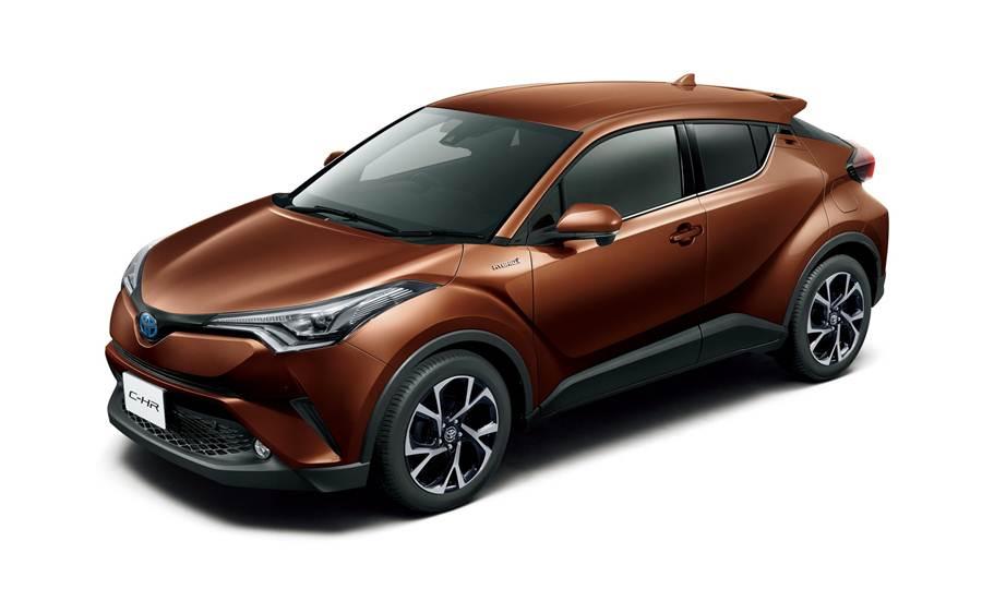 Toyota C-HR 1 1 23