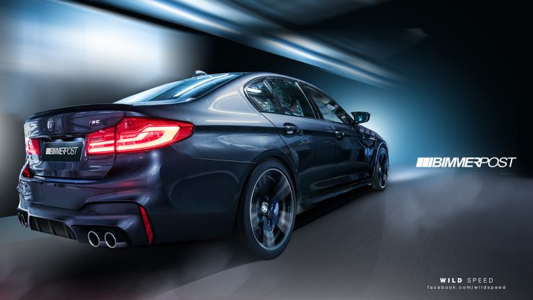 BMW Series 5 รุ่นล่าสุดปี 2018