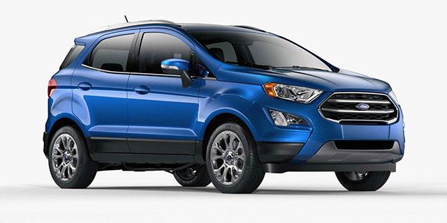 Ford EcoSport 2017 ใหม่