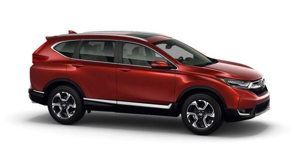 Honda CRV thai vision