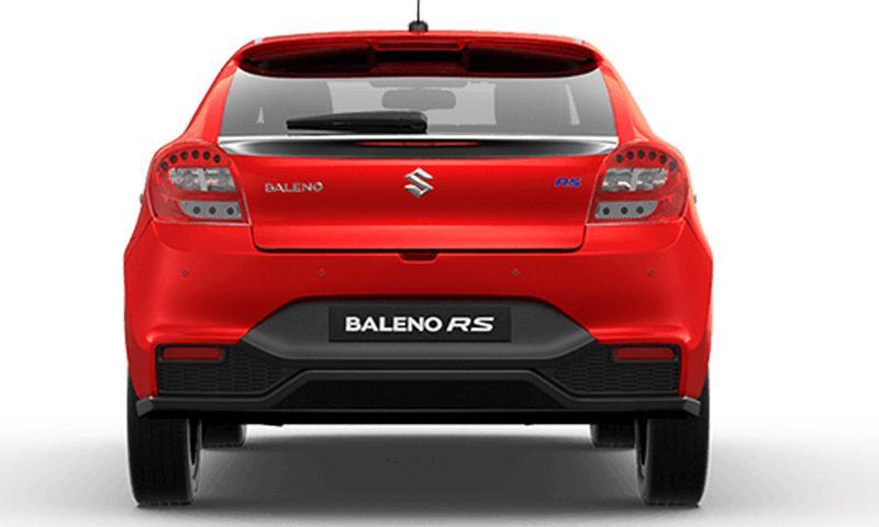 Suzuki Baleno RS เตรียมขายที่อินเดียในเร็วๆนี้