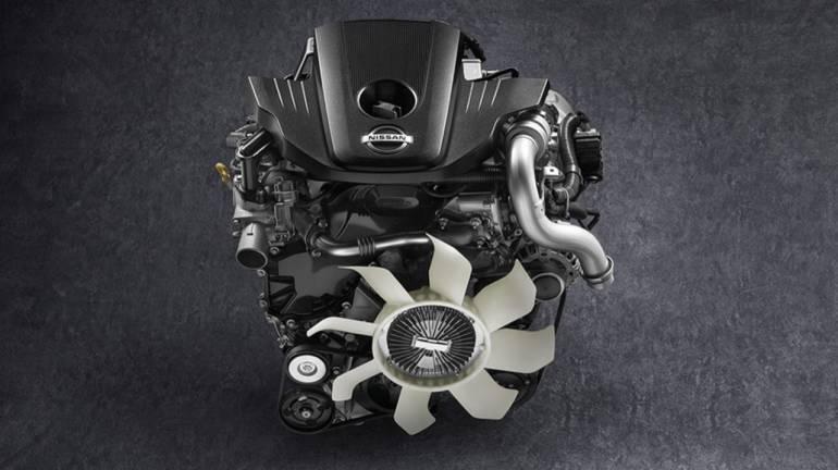 เครื่องยนต์  Nissan Navara NP300