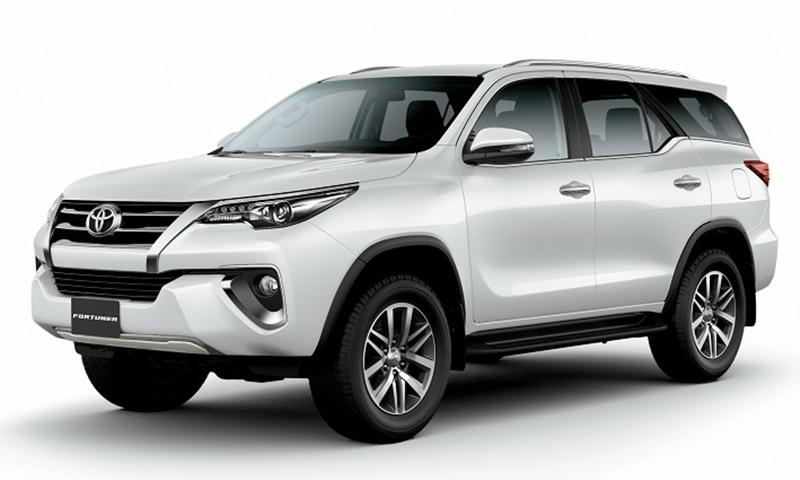 Toyota Fortuner ใหม่