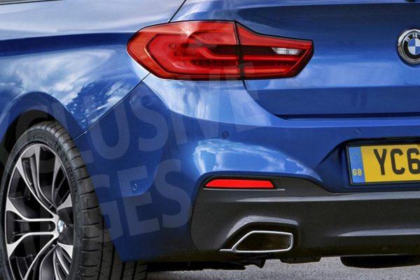 BMW Series 1 ปี 2018