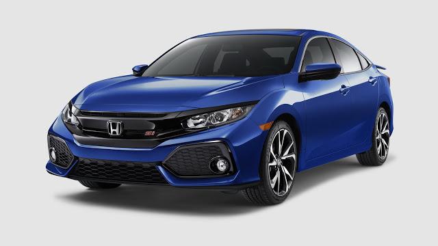 2018 Honda Civic Si Sedan & Coupe
