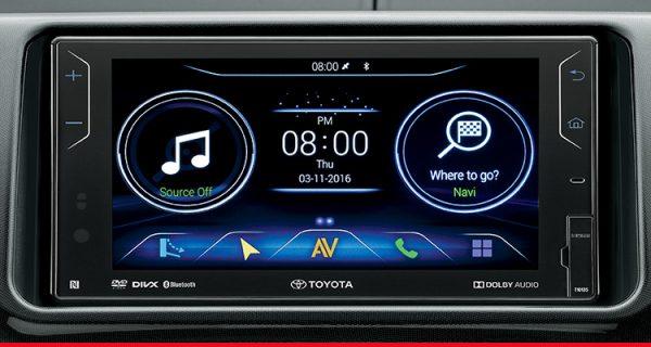 2017 Toyota Vios Malaysia Version