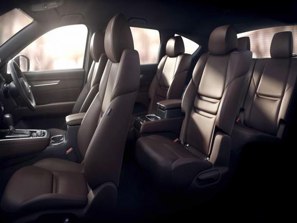 Mazda CX-8 รถ SUV 7 ที่นั่งคันใหม่