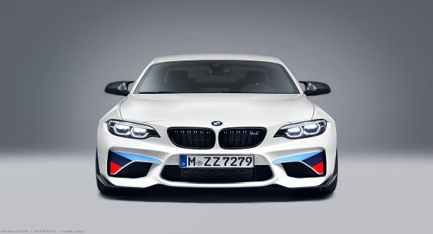 BMW M2 2018 Facelift รุ่นปรับโฉมใหม่