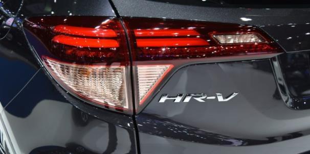 Honda HR-V โฉมใหม่จะเปิดตัวต้นปี 2018