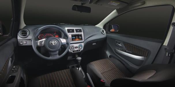 2017 Toyota Wigo โฉมใหม่