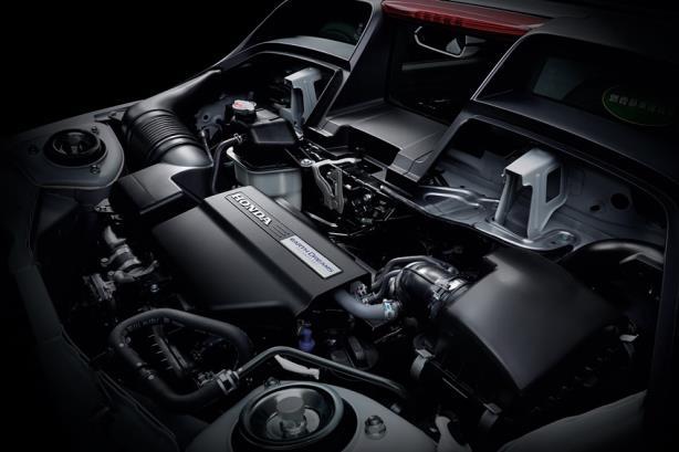 Honda S660 Bruno Leather Edition มินิโรสเตอร์