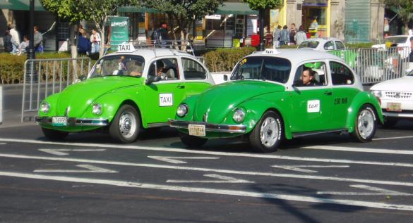 รถแท็กซี่ระบบไฟฟ้า