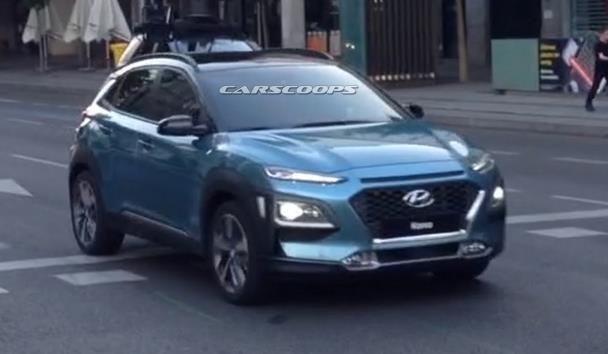 All-New Hyundai Kona รถครอสโอเวอร์สุดชิค