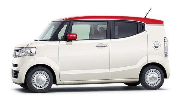 Honda N-BOX SLASH ราคา 1.32 – 1.47 ล้านเยน