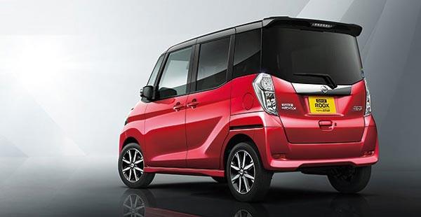Nissan Days/Mitsubishi EK wagon ราคา 14 – 1.75 ล้านเยน