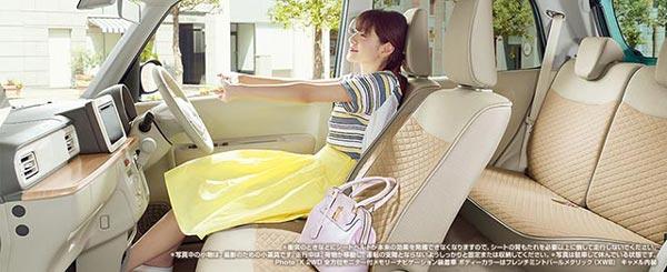 Suzuki Lapin ราคา 1.07 – 1.65 ล้านเยน