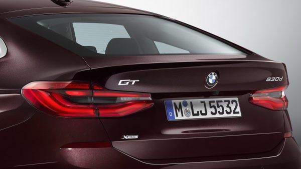 New BMW Series 6 GT