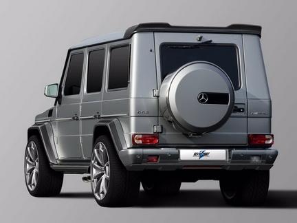 ชุดแต่งรถ Mercedes-AMG G63