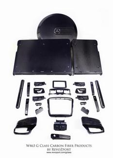 ชุดแต่งใหม่ของ Mercedes-AMG G63