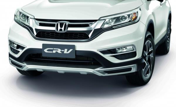 การออกแบบภายนอกของ Honda CR-V Special Edition รุ่น 2.0 SE 4WD