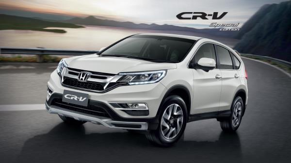 Honda CR-V Special Edition รุ่น 2.0 SE 4WD
