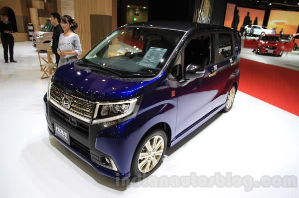 Daihatsu เตรียมบุกตลาดรถยนต์ขนาดเล็กที่อินเดีย
