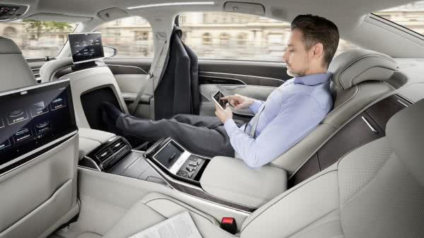 All-new Audi A8 2017
