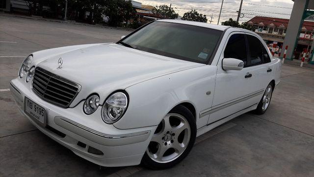 MERCEDES-BENZ E240 1998 สภาพดี