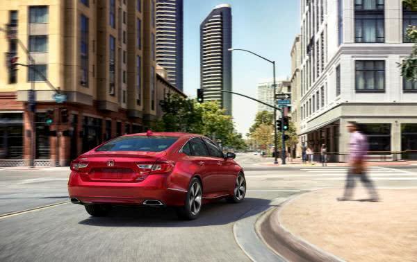 All-New Honda Accord เจเนเรชั่นที่ 10 โฉมใหม่