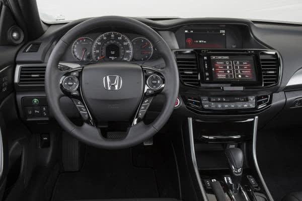 Honda Accord Coupe เจเนเรชั่นใหม่