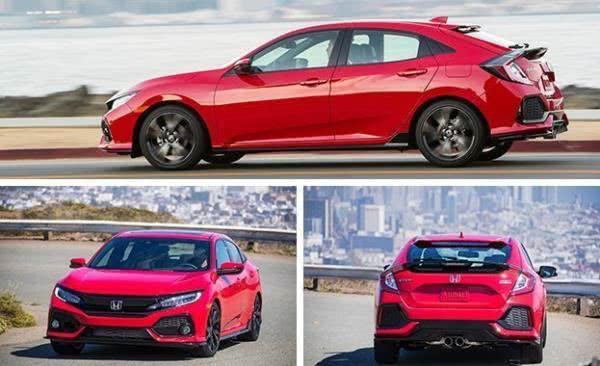 Honda Civic Hatchback ใหม่