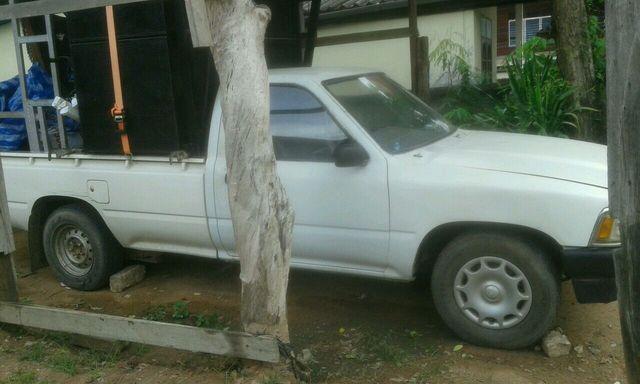 ขายรถ TOYOTA Hilux Mighty-X ที่ khonkaen
