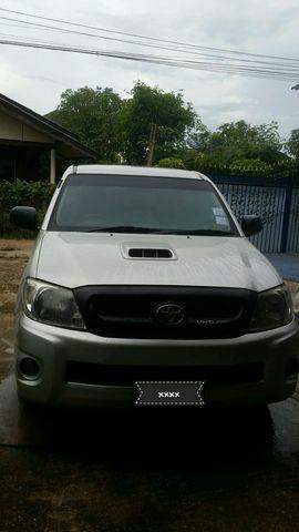 ขายรถ TOYOTA Hilux Vigo ที่ chiangmai