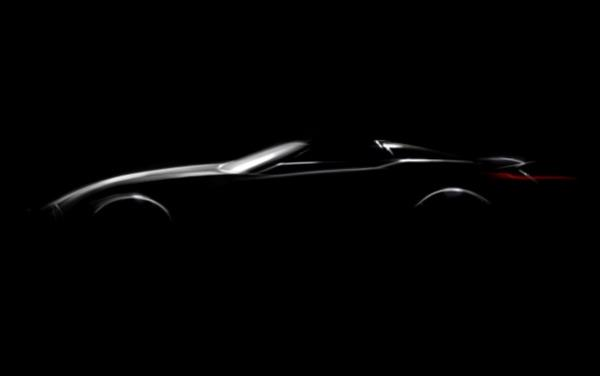 BMW ปล่อยทีเซอร์ล่าสุด Sport Roadster รุ่นต้นแบบ