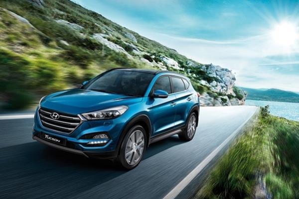Hyundai Tucson 2017 ใหม่