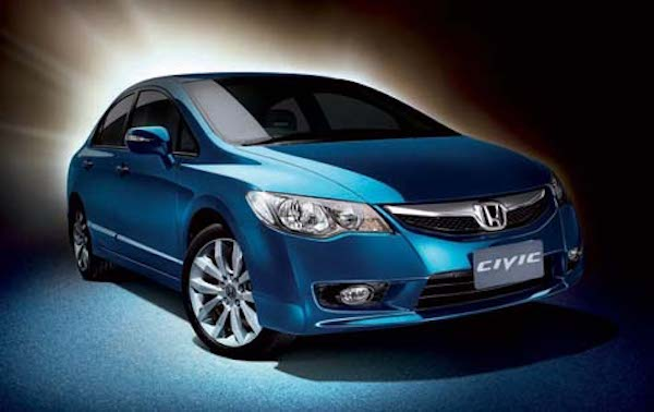 Honda Civic โฉม FD