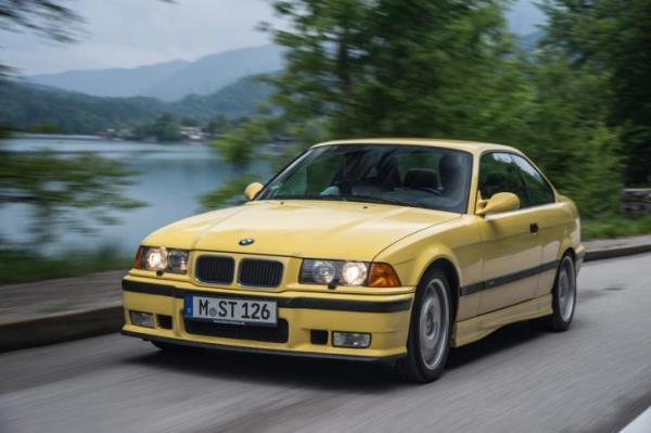 BMW โฉมนกแก้ว