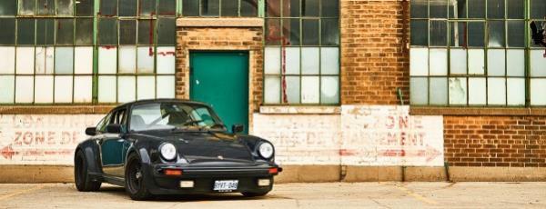Porsche 911 ปี 1975