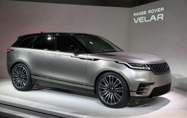 Range Rover Velar รุ่น S R-Dynamic