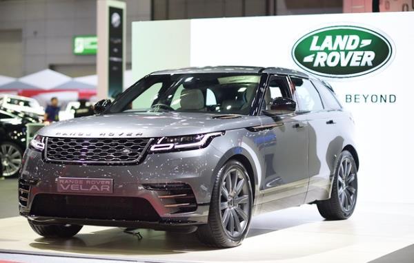 Range Rover Velar รุ่น S