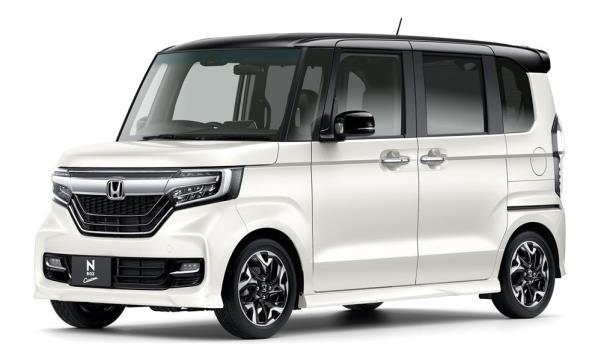 2017 Honda N BOX