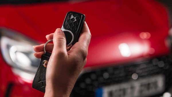 กุญแจรีโมทรถยนต์ DS 3 Connected Chic