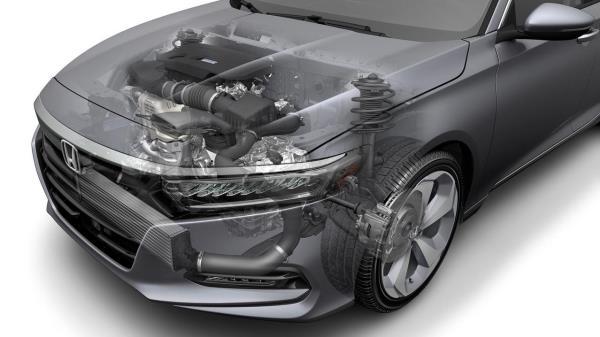 ขุมพลังของ Honda Accord 2018