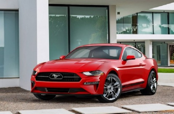 Ford Mustang 2018 รุ่นใหม่