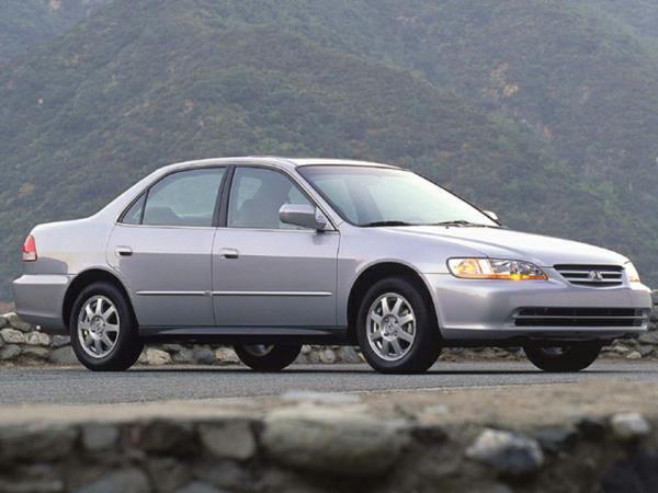 Honda Accord Generation 6