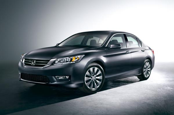 Honda Accord Generation 9