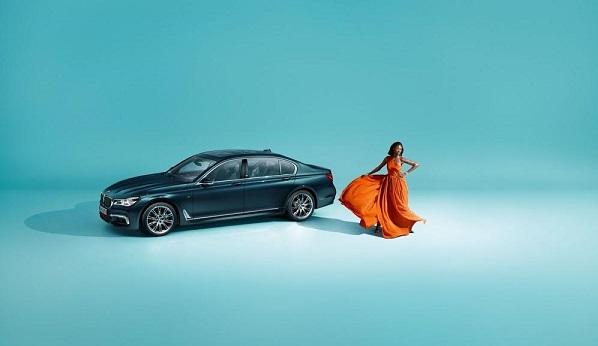 BMW 7-Series Edition 40 Jahre ใหม่ เผยโฉมอย่างเป็นทางการที่งาน Frankfurt Motor Show 2017